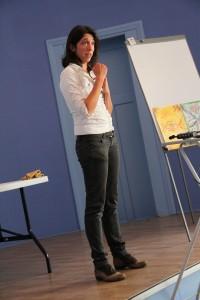 Nadia Marty ,conférences