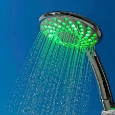 aura, douche, lumière