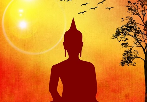 wesak, invocation, bouddha, méditation, se détacher de ses pensées