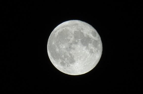 pleine lune du 25 novembre 2015