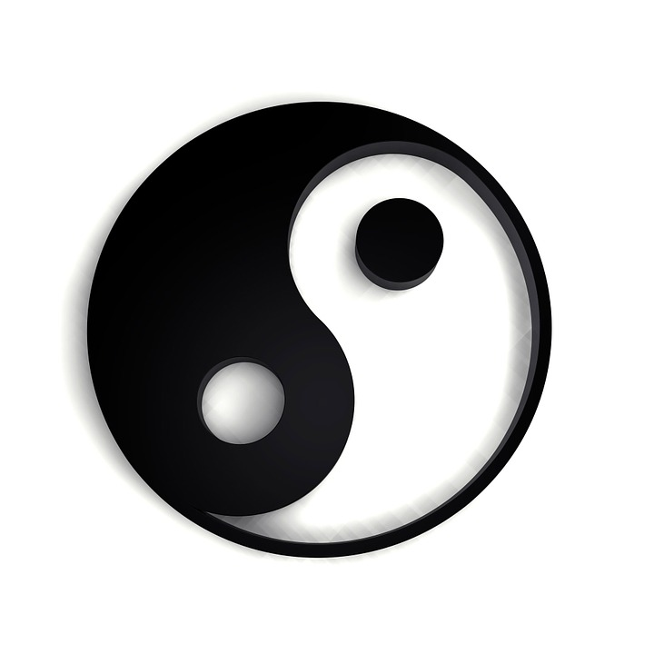 yin et yang, astrologie chinoise