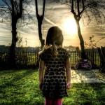 La petite fille qui avait un rêve de bonheur