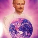 Méditation : le temple de la flamme violette
