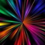 Les rayons sacrés ou rayons de lumière divin