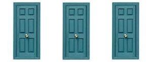3 portes