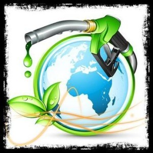 L'essence à base d'algues