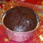 Mi-cuit au chocolat sans gluten