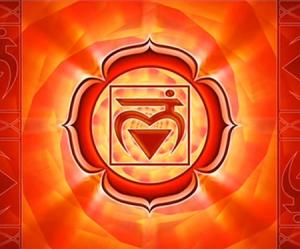 ancrer - chakra racine
