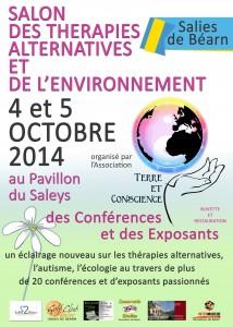 Salon des thérapies alternatives et de l'environnement