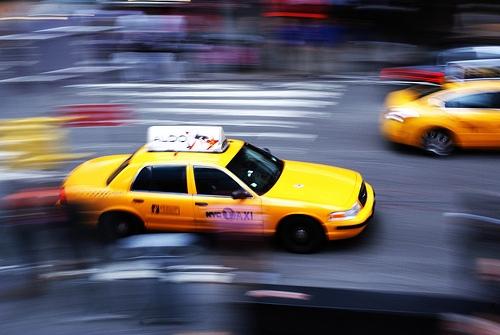 taxi, new-york