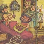 Le cordonnier et les deux nains