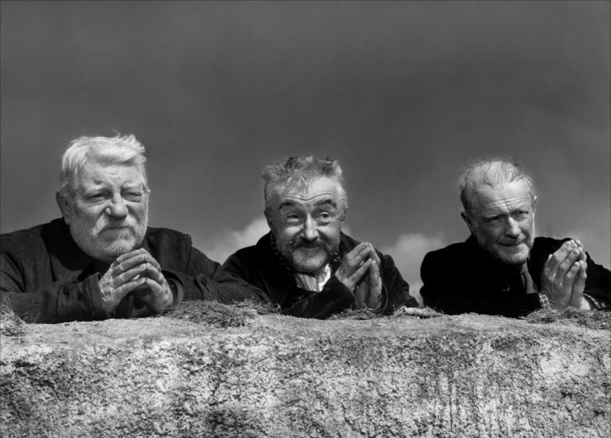 trois petits vieillards