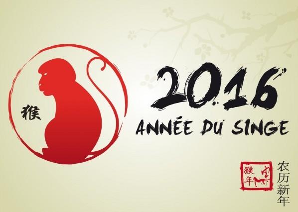 signe chinois, singe, astrologie chinoise