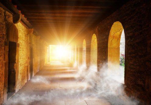 monastère, moine, éveil,, spiritualité, histoire de sagesse