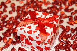 cadeau, bienveillance, présence