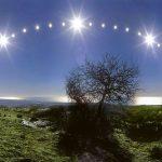 Entre l'équinoxe d'automne et le solstice d'hiver
