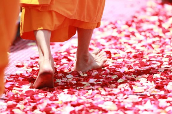 marche, foi, énergies, septembre, messages du coeur, médini