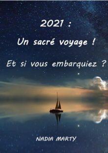 2021, un sacré voyage, lecture des énergies de l'année
