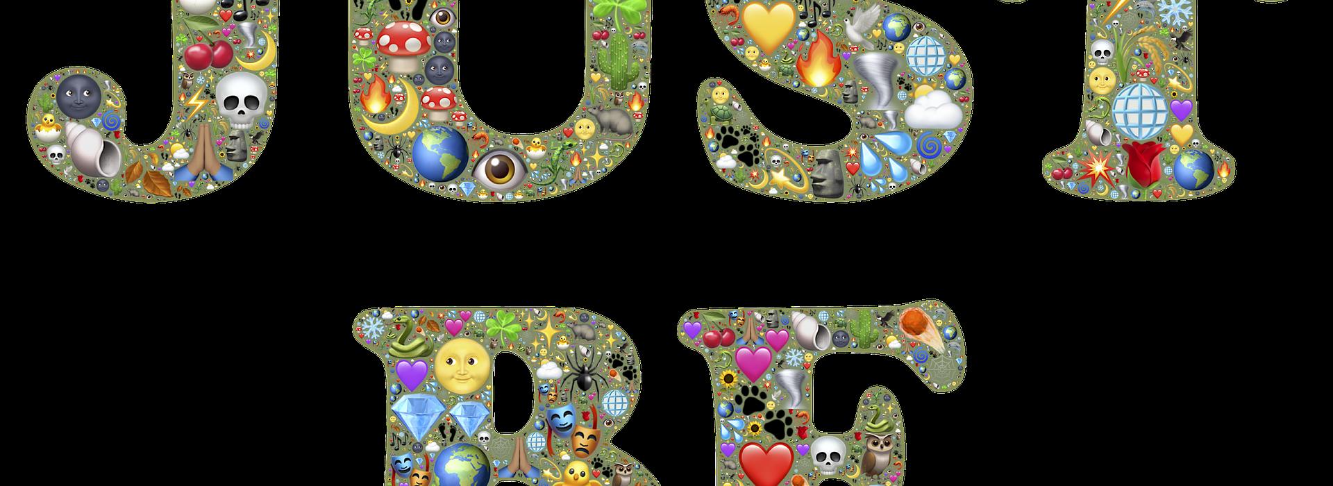 union, just be, juste être