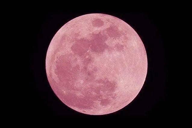 super lune rose, wesak, énergies, pleine lune